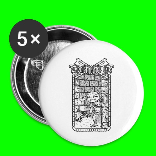 Return to the Dungeon - Buttons small 1''/25 mm (5-pack)