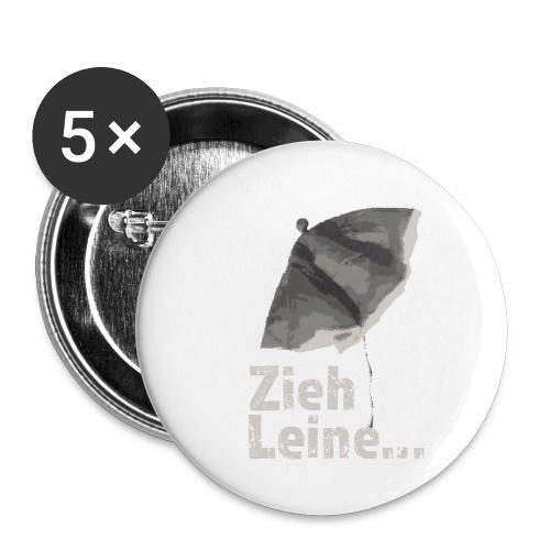 Zieh Leine - Buttons klein 25 mm