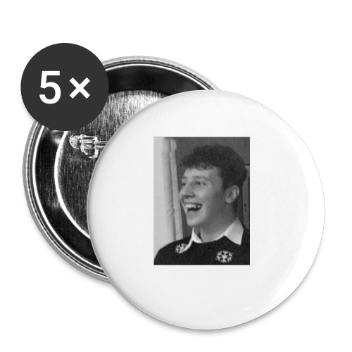 El Caballo 2 - Buttons small 1''/25 mm (5-pack)