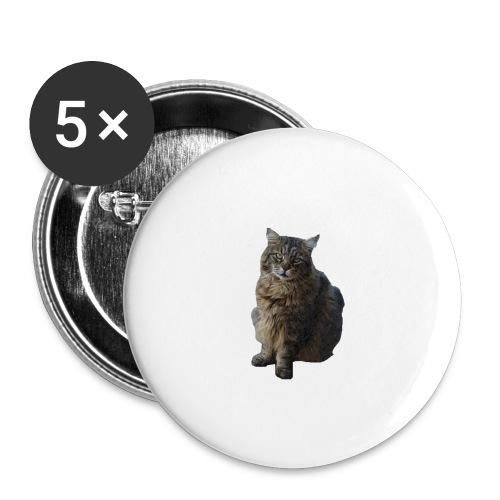 Cuter boi - Buttons klein 25 mm (5er Pack)