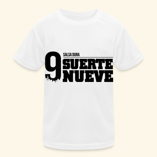 Logo Suerte - T-shirt sport Enfant
