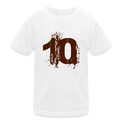 City 10 Berlin - Kinder Funktions-T-Shirt