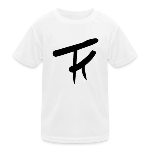 KKA 2016 lifestyle back T - Kinder Funktions-T-Shirt