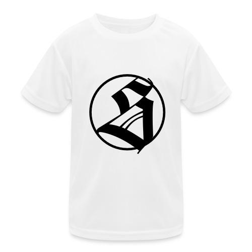 s 100 - Kinder Funktions-T-Shirt