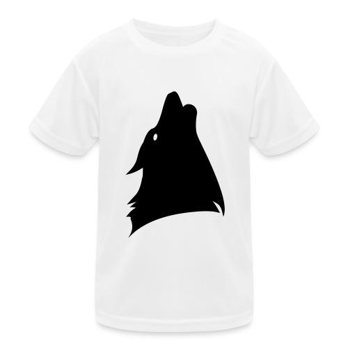 Wolfonics - Kinder Funktions-T-Shirt