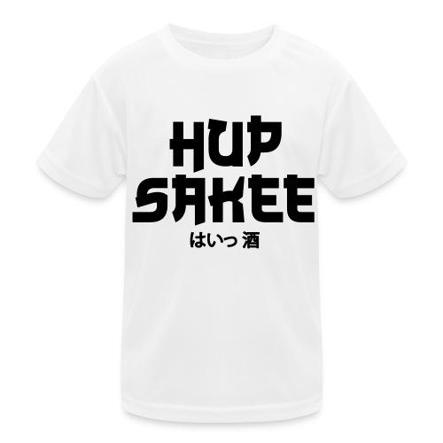 Hup Sakee - Functioneel T-shirt voor kinderen