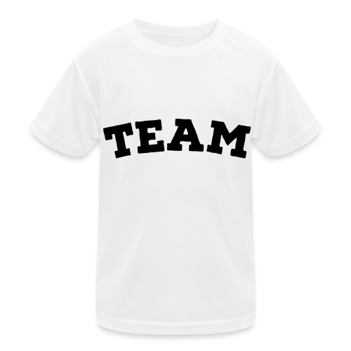 Team - Kids Functional T-Shirt