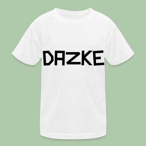 dazke_bunt - Kinder Funktions-T-Shirt