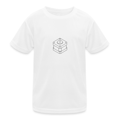 NEMA17 (no text). - Kids Functional T-Shirt