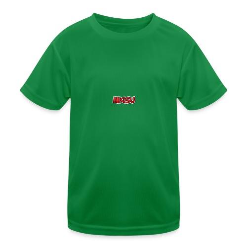 RAndom migsu paita - Lasten tekninen t-paita