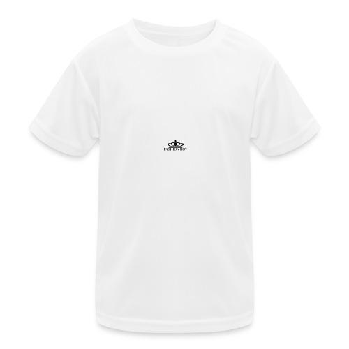 fashion boy - Kids Functional T-Shirt