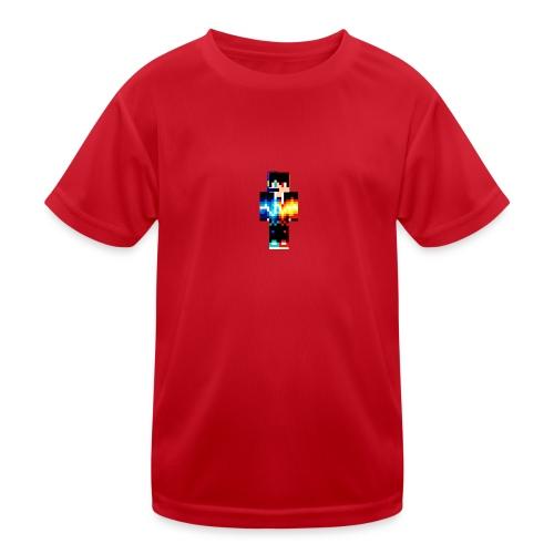 Cooler Skin - Kinder Funktions-T-Shirt
