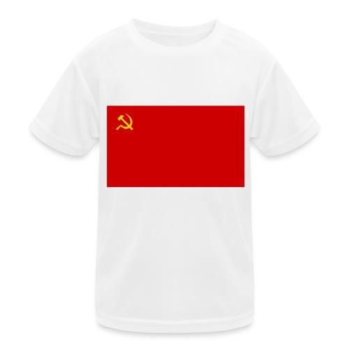 Eipä kestä - Lasten tekninen t-paita