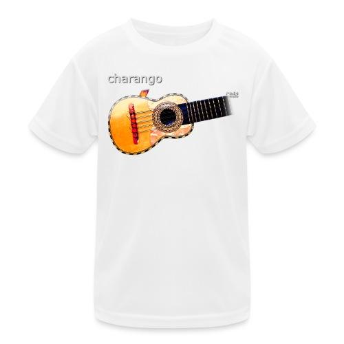Charango - Kids Functional T-Shirt