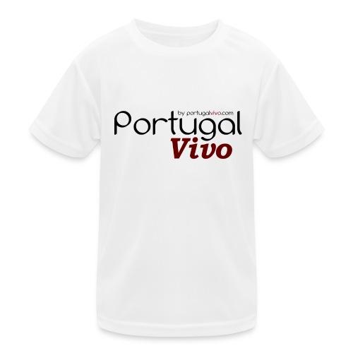 Portugal Vivo - T-shirt sport Enfant