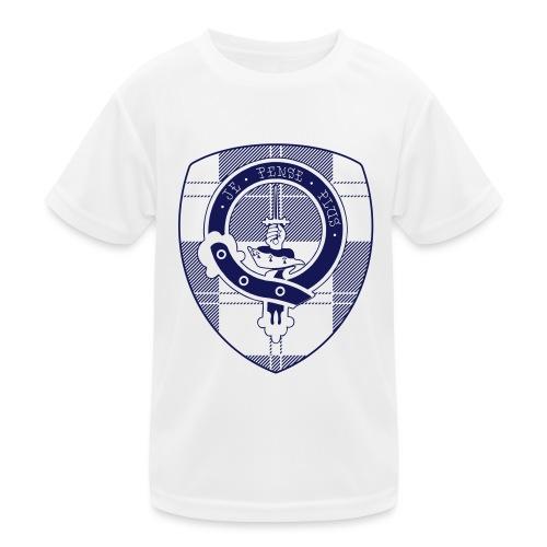 Logo Scouting Erskine 2018 - Functioneel T-shirt voor kinderen