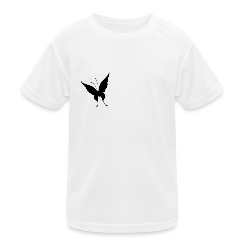 Schmetterling - Kinder Funktions-T-Shirt