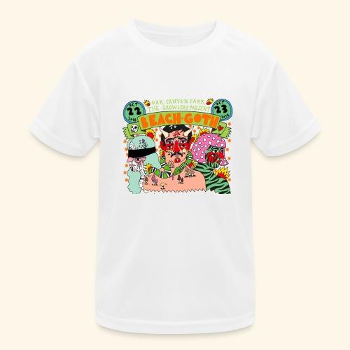 beach goth 2016 - T-shirt sport Enfant