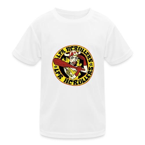 Lpr HCRollers - Lasten tekninen t-paita