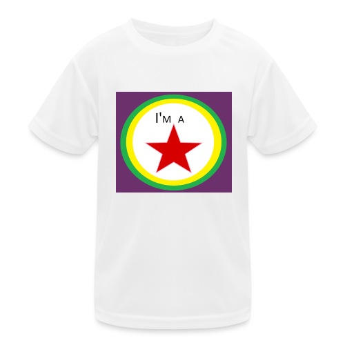 I'm a STAR! - Kids Functional T-Shirt