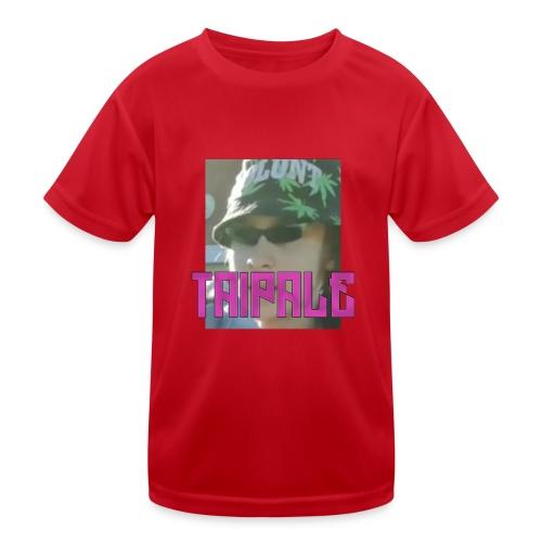 Rare Taipale - Lasten tekninen t-paita