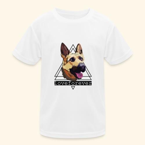SHEPHERD LOVE FOREVER - Camiseta funcional para niños