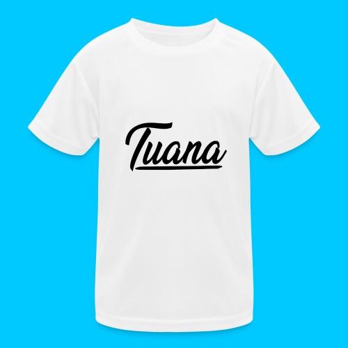 Tuana - Functioneel T-shirt voor kinderen