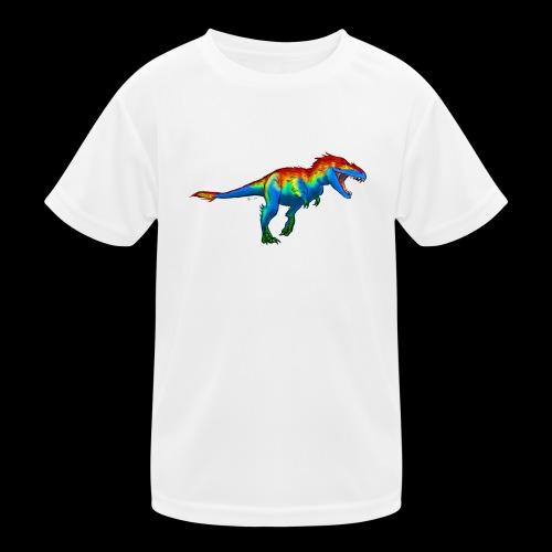 T-Rex - Kids Functional T-Shirt