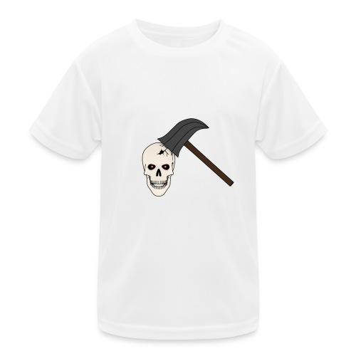 Skullcrusher - Kinder Funktions-T-Shirt