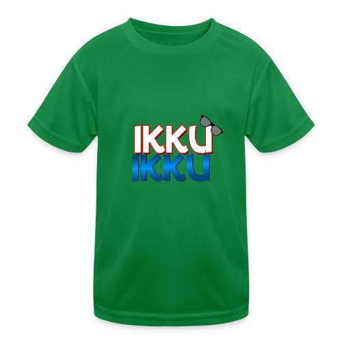 Ikku Ikku T-Shirt - Functioneel T-shirt voor kinderen