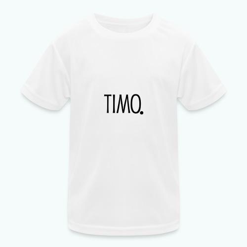 Ontwerp zonder achtergrond - Functioneel T-shirt voor kinderen