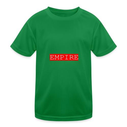 EMPIRE - Maglietta sportiva per bambini