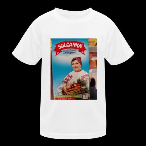 Babushka's fines - Kids Functional T-Shirt