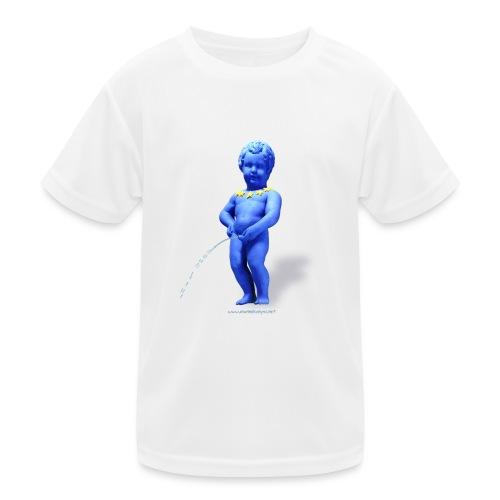 EUROPA mannekenpis ♀♂ | Enfant - T-shirt sport Enfant