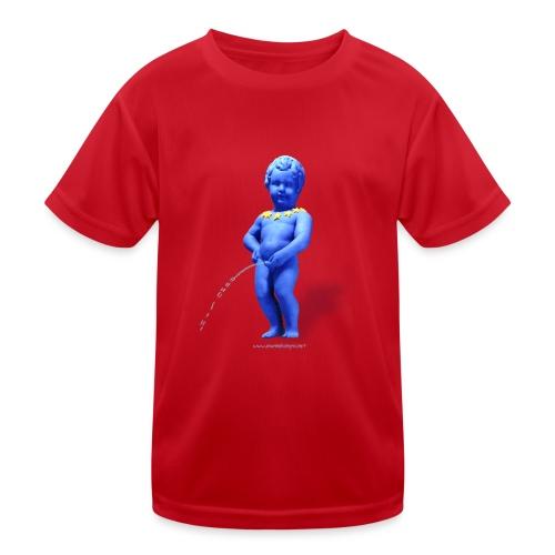 EUROPA mannekenpis ♀♂   Enfant - T-shirt sport Enfant