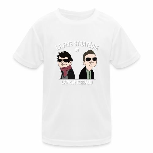 lafinestratégie - T-shirt sport Enfant