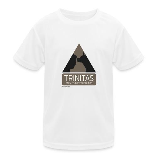 Trinitas Nøglesnor - Funktionsshirt til børn