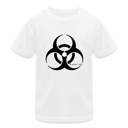 Biohazard - Shelter 142 - Kinder Funktions-T-Shirt