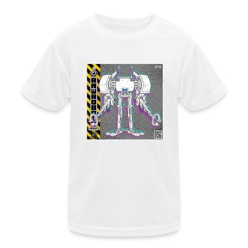 The E.X.T.E.N.D. Robot! - Funktionsshirt til børn
