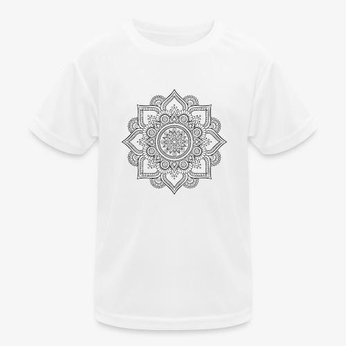 Mandala - Kids Functional T-Shirt