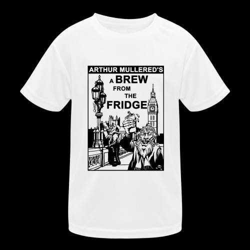 A Brew from the Fridge v2 - Kids Functional T-Shirt