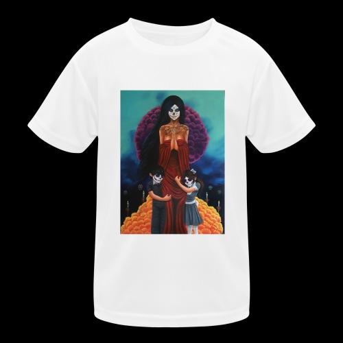 los fieles difuntos - Kids Functional T-Shirt