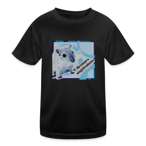 Gerbiili - Lasten tekninen t-paita