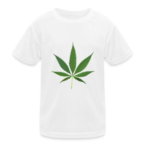 2000px-Cannabis_leaf_2 - Funktionsshirt til børn