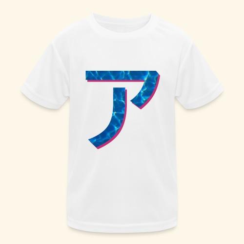 ア logo - T-shirt sport Enfant