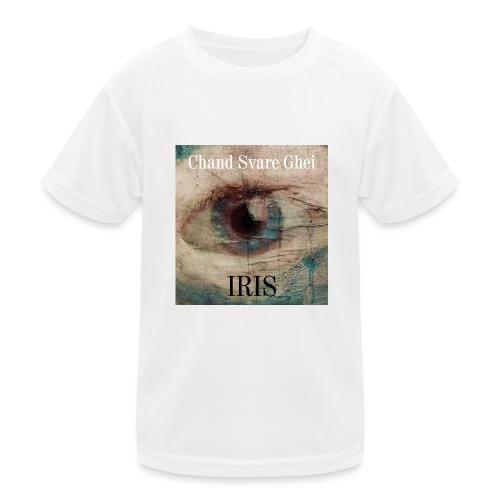 Iris - Funksjons-T-skjorte for barn