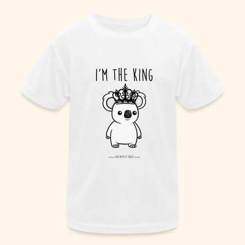 Koala king - T-shirt sport Enfant