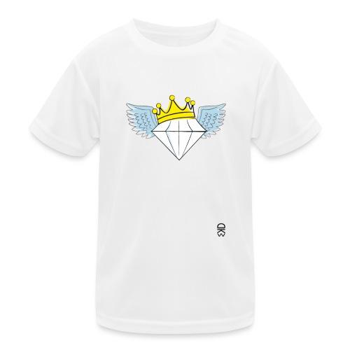 King Diamond Wings - Kids Functional T-Shirt