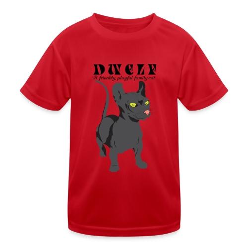 DWELF - Lasten tekninen t-paita