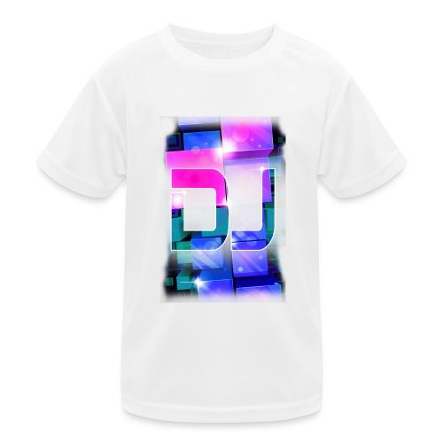 DJ by Florian VIRIOT - T-shirt sport Enfant